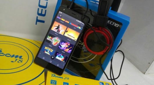 Audio-Centric Tecno Boom J8 is The First Smartphone with HiOS UI