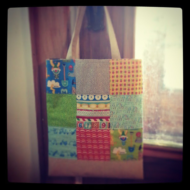 Tote for my niece