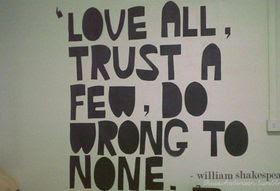 Life Lesson Trust Quotes Life Lesson Quotes About Trust Trust