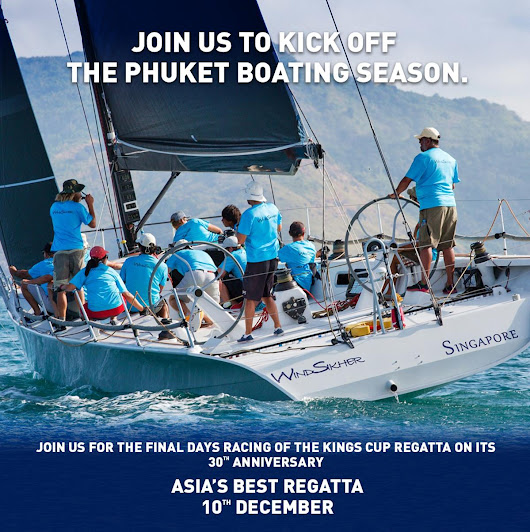 Would you like to watch the Best Sailing Regatta in Asia