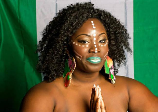写真:ナイジェリア人