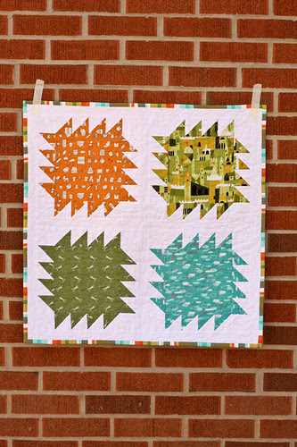 Sparkle Quilt Along: Finished! by jenib320