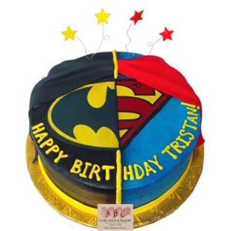 (2310) Batman Vs Superman   ABC Cake Shop & Bakery