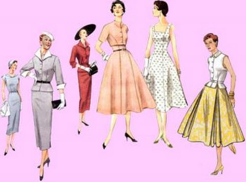 10 things to consider when buying vintage fashion - Kate Beavis Vintage Home