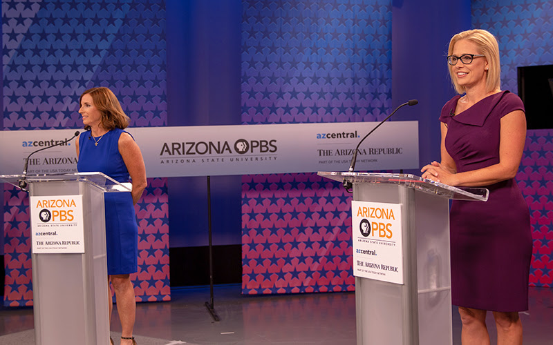 McSally & Sinema Debate