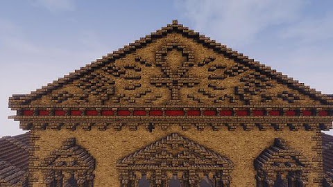 Library of Alexandria Minecraft Project