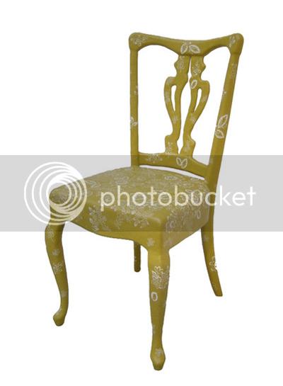 St. Petersburg Chair 2