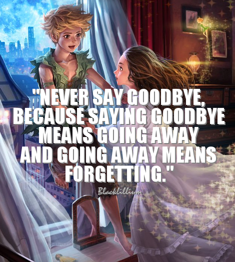 Quotes Images Never Say Goodbye Wallpaper And Background Photos