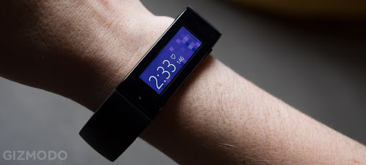 Microsoft Band Hands-On: An Activity Tracker That's Actually Smart