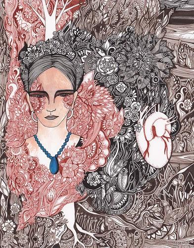 Frida's Garden by megan_n_smith_99