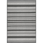 "2'x3'4"" Stripes Washable Doormat Gray - Maples, Adult Unisex, Size: 2'x3'4"""