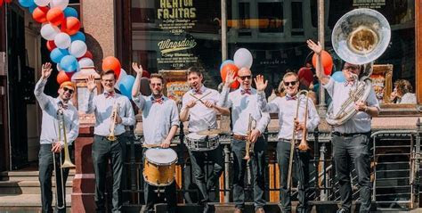 New Orleans Style Brass Band   London   Big 6 Brass Band
