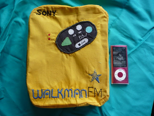 Walkman bag! by Pinkbrain and Mr.Chicken