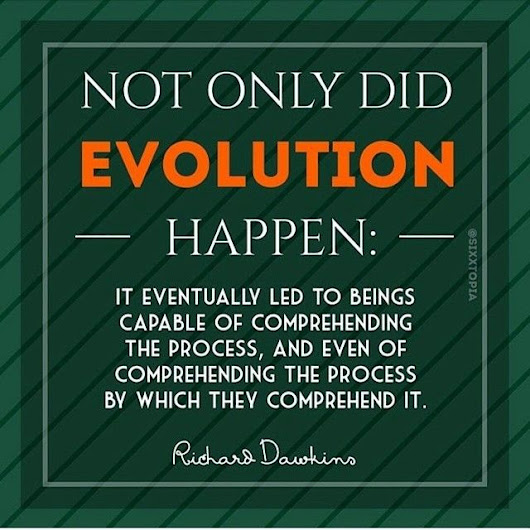 Evolution | I'm an atheist | Pinterest