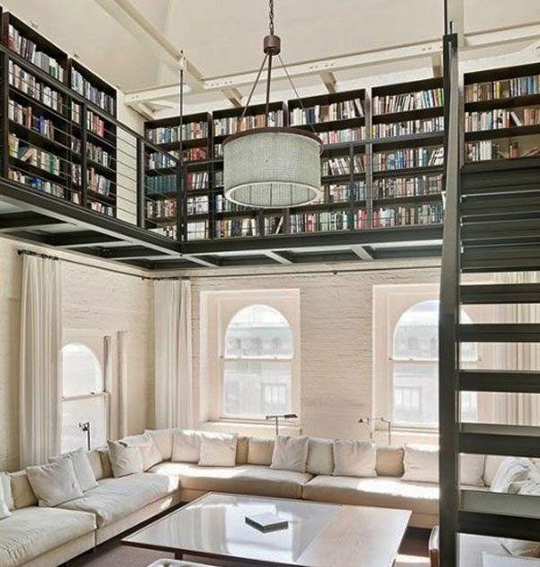 45 Design Ideas Of Amazing Home Libraries: JWS Interiors: Amazing Home Libraries