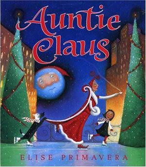 """Auntie Claus"" by Elise Primavera"