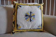 Madrona Road Pillow ~ Full Pillow