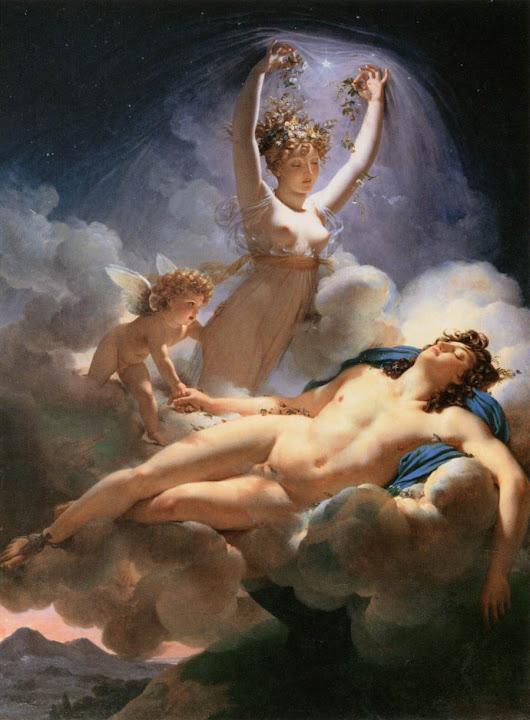 Classical Art Paintings- Gods and Goddesses I