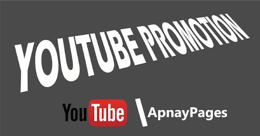sarwarahmed : I will promote your product on my youtube channel for $5 on www.fiverr.com