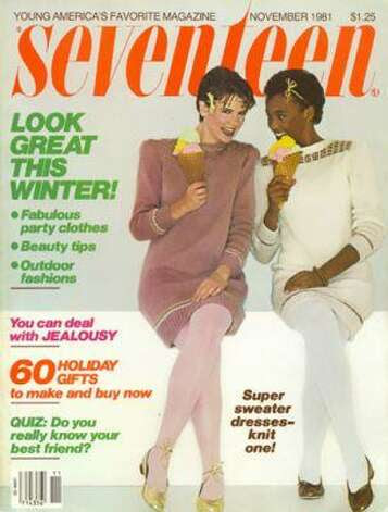 Whitney Houston's death is shocking. In addition to being one of the greatest voices of our time, she also was one of the first models of color I saw on the cover Seventeen magazine as young girl. Here's a look a some of her early fashion shots.  Joy Sewing / HC