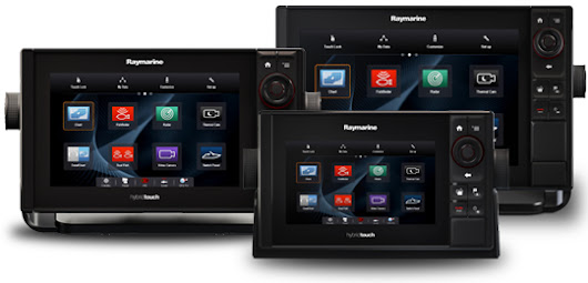 Software for Raymarine Multifunction Displays | Raymarine