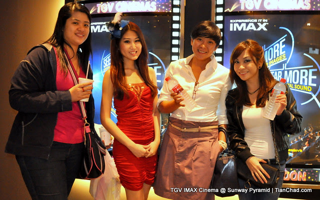 TGV IMAX Cinema @ Sunway Pyramid | TianChad.com