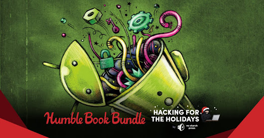 Humble Book Bundle: The Happy Hacking Holiday Bundle by No Starch Press