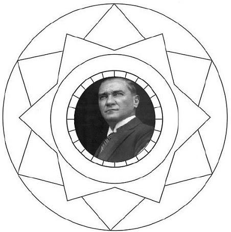 Atatürk Boyama Sayfası 26 Adet