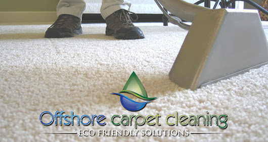 Hiring a professional carpet cleaner is the best thing you can do for keeping your home clean and extending the life of your carpets! | Offshore Carpet Cleaning