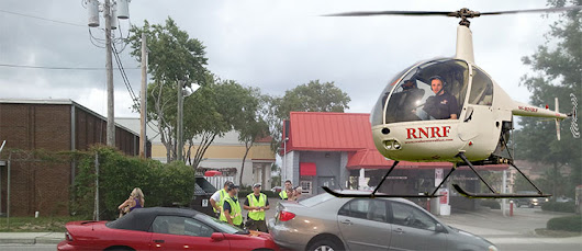 Spring Hill residents irked yet informed by RNRF helicopter