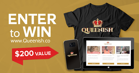 Queenish Raffle