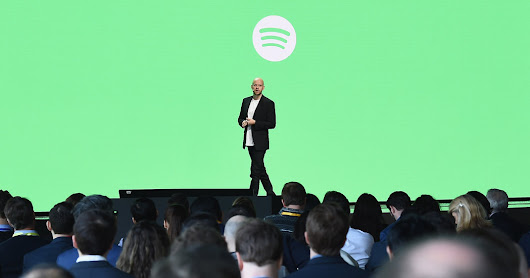After Driving Streaming Music's Rise, Spotify Aims to Cash In - The New York Times