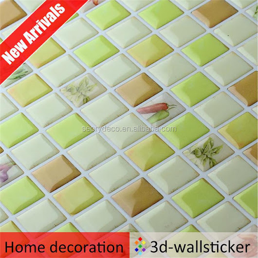 Professional excellent customized hot sell stickers for ceramic tile