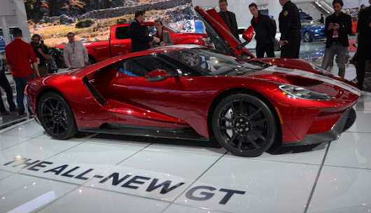 Ford GT: Smart Engineering or Shameless plugging of EcoBoost Technology - Torque News