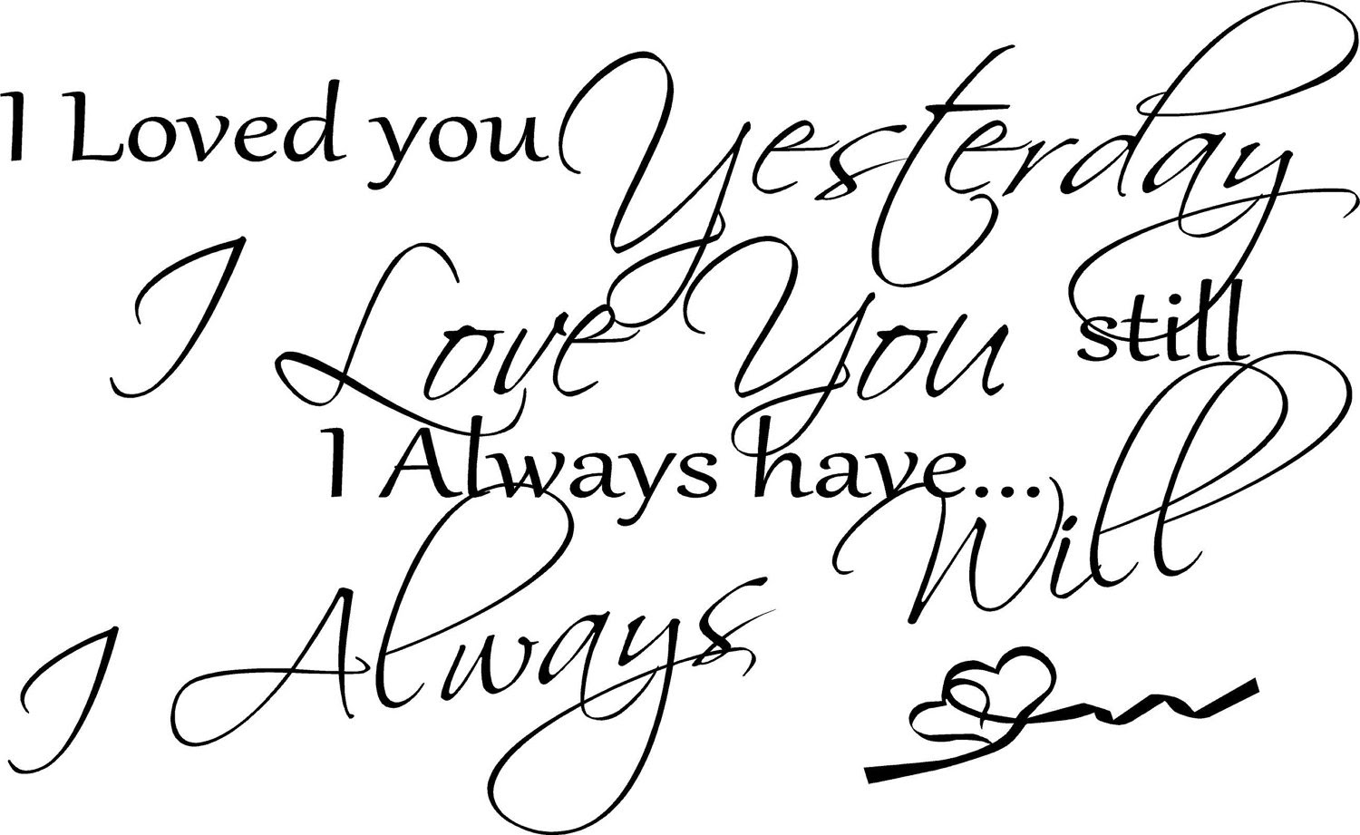 love you quotes picture