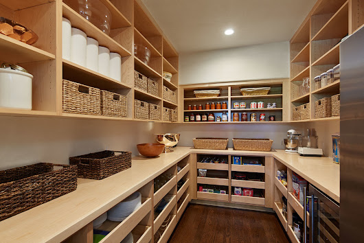 Shop Houzz: Create Your Perfect Pantry