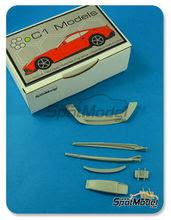 Transkit 1/24 C1 Models - Ferrari Berlinetta F12 DMC Spia - resinas para kit de Fujimi FJ125626, FJ125664