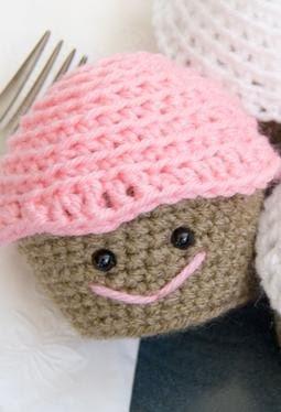 Amigurumi Cupcake Crochet