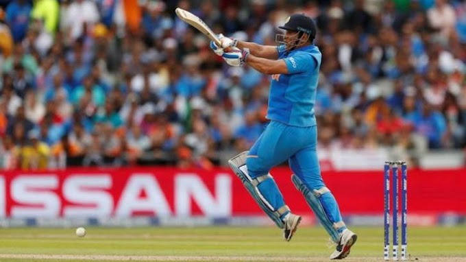 MS Dhoni Has Led Team India To 11 Consecutive World Cup Game Wins And That Is A Record To Be Proud Of
