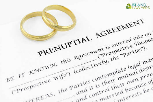 Alimony Options in Prenuptial Agreements