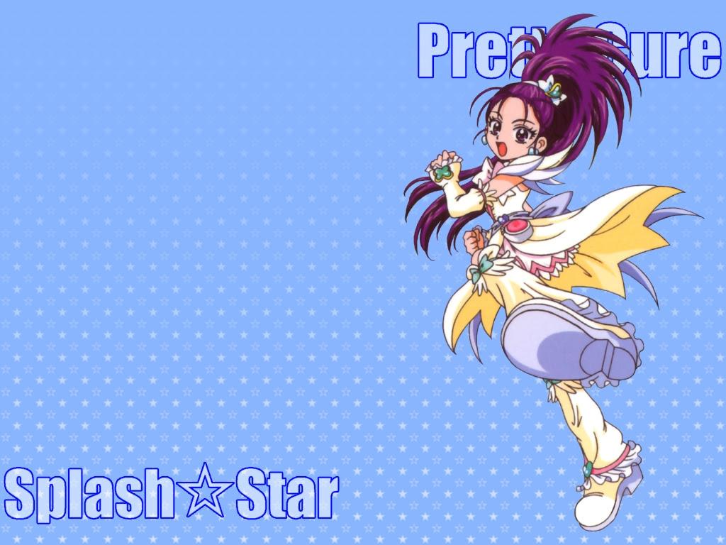 ふたりはプリキュア Splash Star 美翔 舞 孔明妻の壁紙紹介
