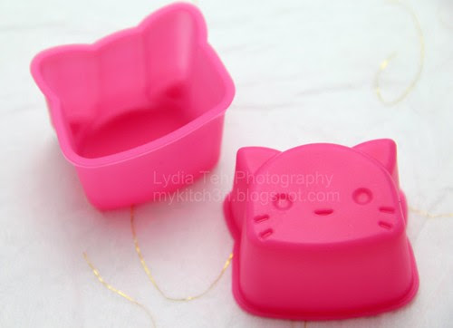 Silicon Kitty Moulds