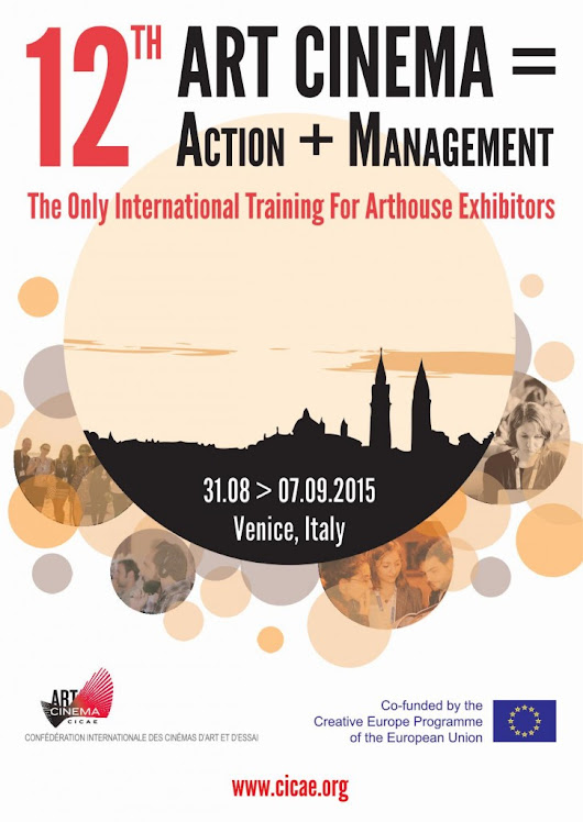 Art Cinema = Action + Management 2015 | Cicae