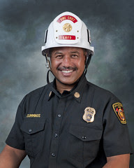 LAFD Fire Chief Brian Cummings
