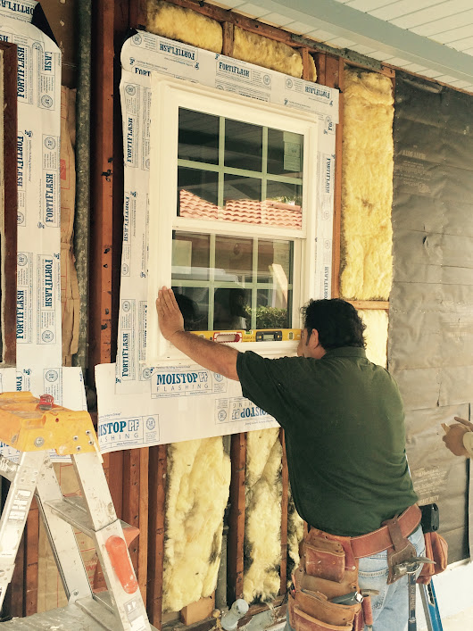 Window Install & Repair - Little Giant Construction Service