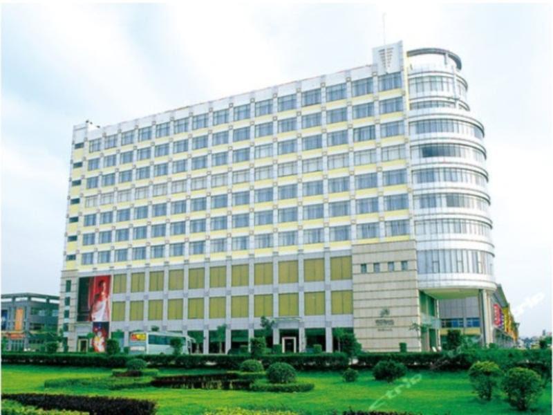 Vienna Hotel Huanan City Branch Reviews