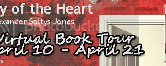 Review Wrap Up: Journey of the Heart by Alexander Soltys Jones #review