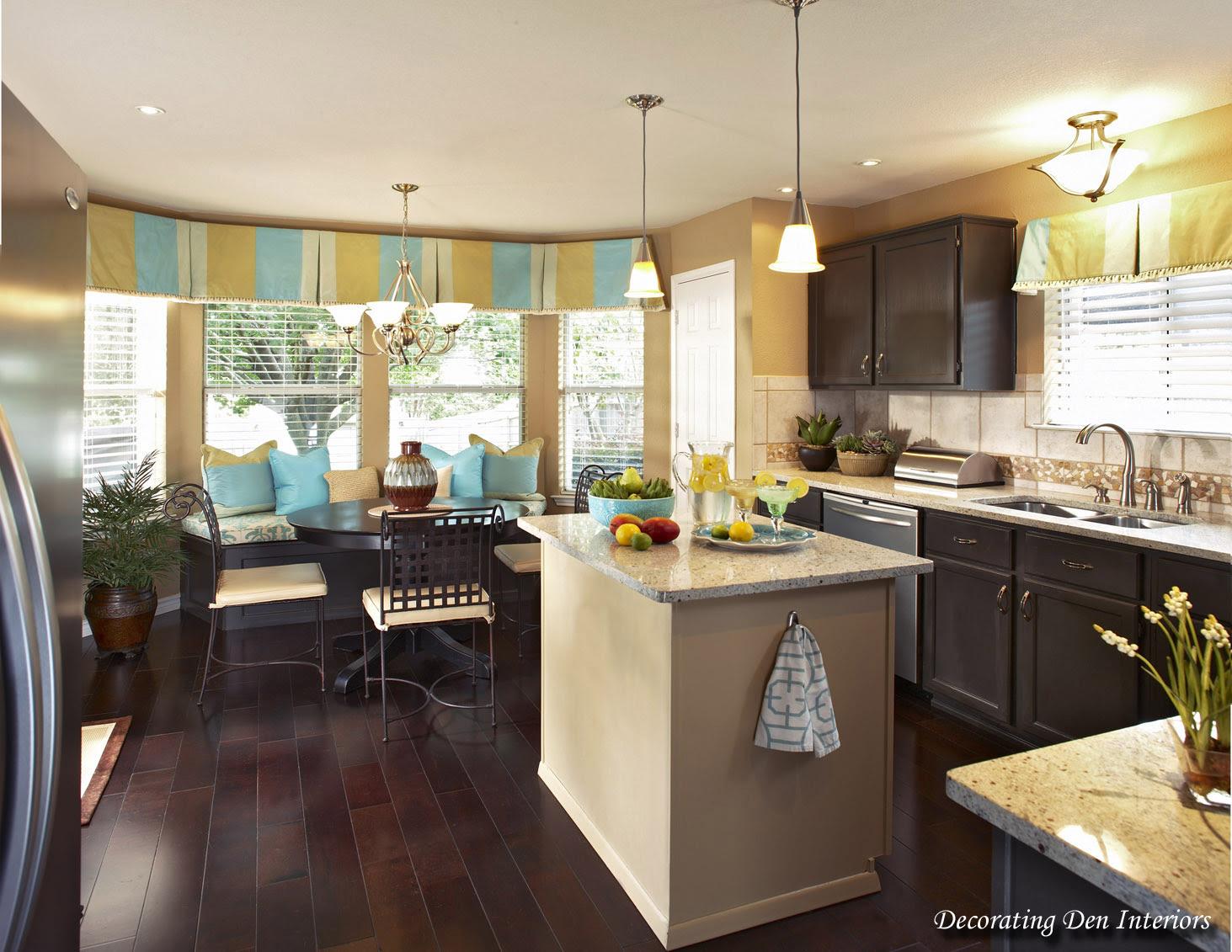 Kitchen Window Treatments Ideas