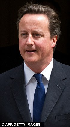 Prime Minister David Cameron. MPs will debate whether the Government should give voters a chance to decide the Europe issue in a referendum