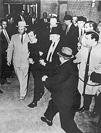 Asesinato de Lee Harvey Oswald.